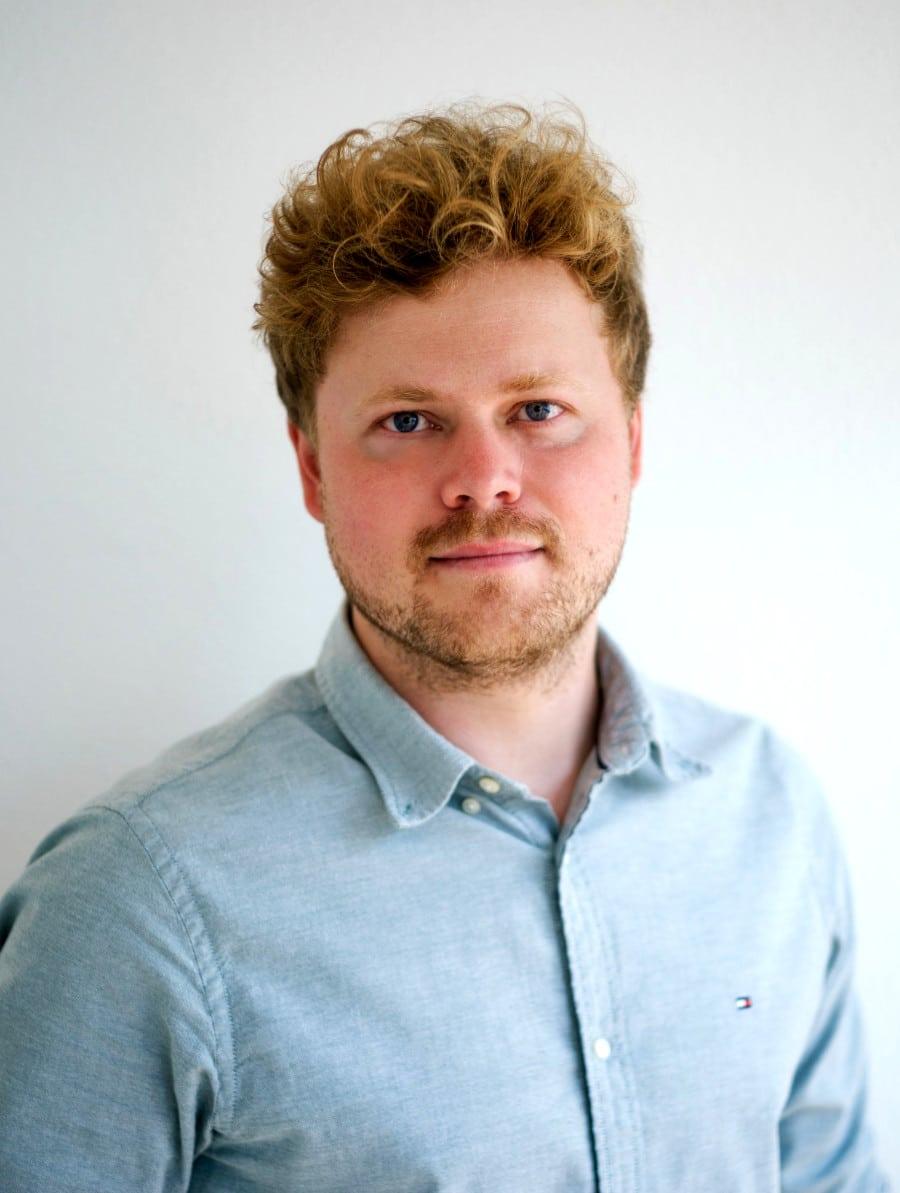 Nils Plemper Head of sales