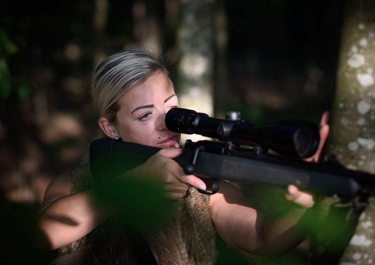 Eine spitze Zielgruppe: Jäger*innen
