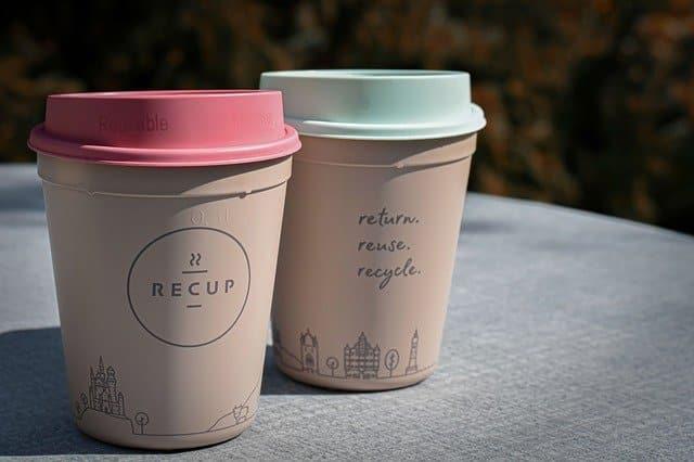 Keine Coffee-to-go Becher mehr bei CLICKLIFT Online Marketing in Freiburg