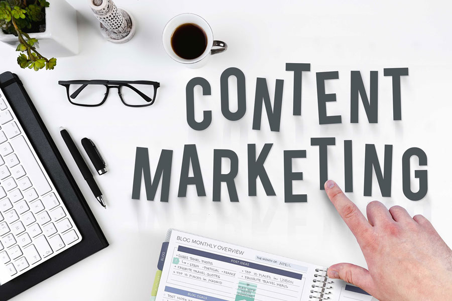 Evergreen Content erstellen mit Content Marketing von CLICKLIFT