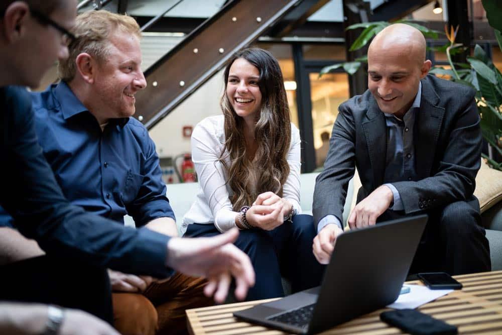 Das Team unserer Webagentur aus Freiburg