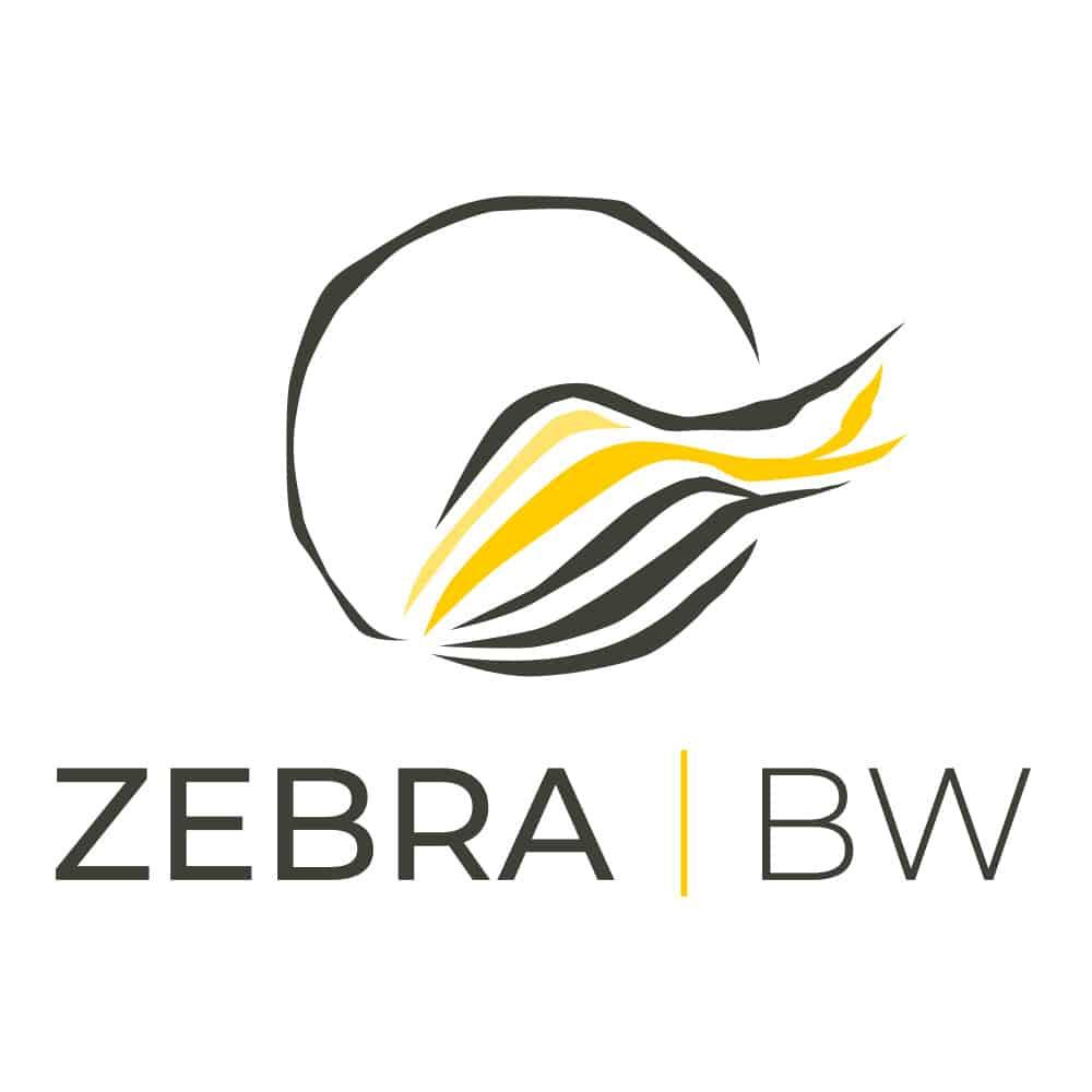 Logodesign ZEBRA | BW