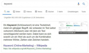 Kein Text ohne Keywords: SEO für Evergreen Content