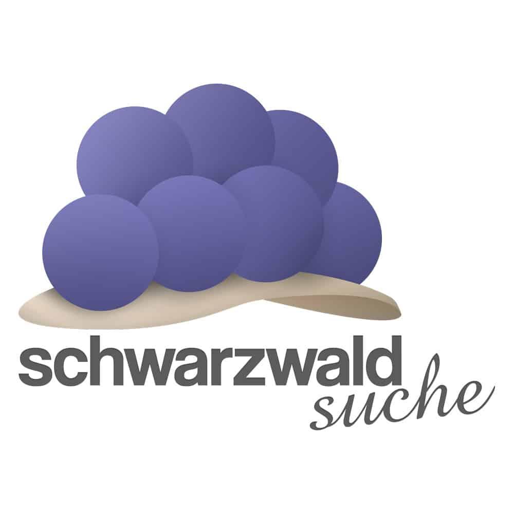 Schwarzwaldsuche Grafikdesign