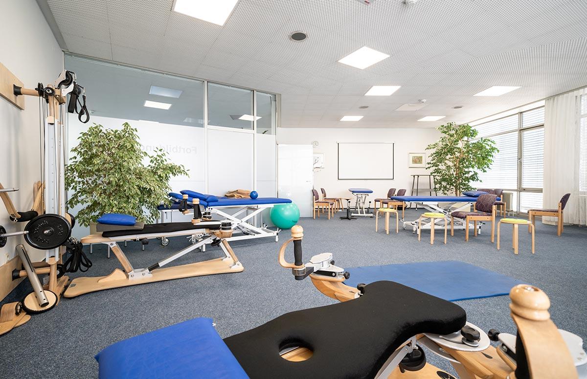 Rheintalklinik bietet moderne Trainingskonzepte