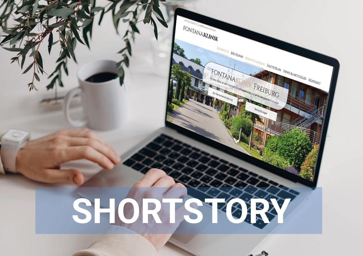Shortstory Fontana Klinik