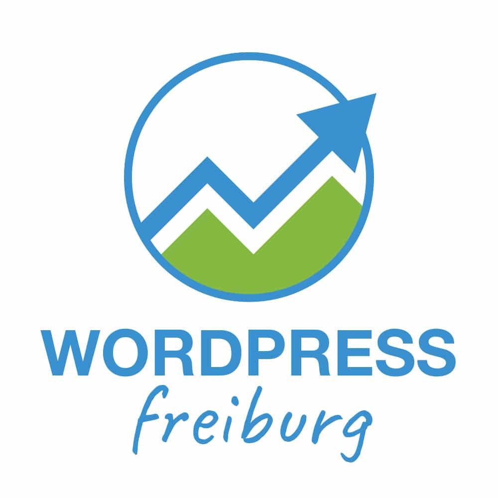 Wordpress Freiburg Logo-Design